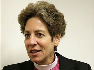 Presiding Bishop Jefferts Schori