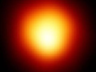 Hubble Picture of Betelgeuse - Pics about space