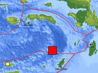 Magnitude 7.0 Earthquake Strikes Indonesia