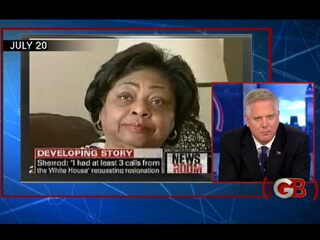 """Glenn Beck is right, wrong, right, wrong, right...: """"Why Was Shirley Sherrod Ousted?"""" by Glenn Beck"""