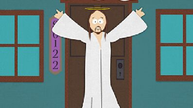 SouthParkJesus monster 397x224 - Religious leaders unite against planned Jesus cartoon