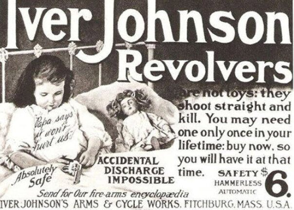 Iver Johnson Revolvers