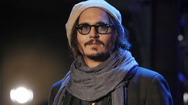 Johnny Depp Says Disney Was Worried Jack Sparrow Was Gay