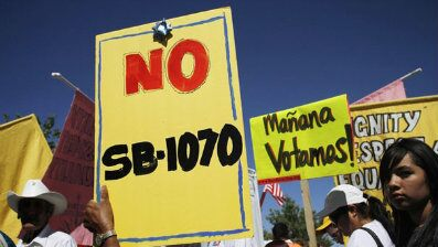 racial profiling, arizona immigration bill