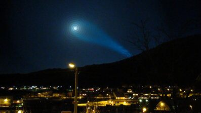 Norway 'UFO' Was Out-Of-Control Russian Rocket