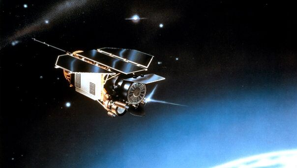 ROSAT satellite